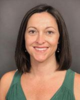 Headshot of Elisa Vaultier, MD, internal medicine physician at UVM Medical Center