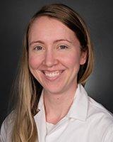 Headshot of Elizabeth Landell, MD, family medicine physician in Hinesburg for UVM Medical Center
