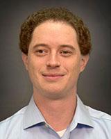 Headshot of Davis Segel, APRN at UVM Medical Center