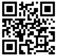 QR Code that can be scanned to connect to the UVM Medical Center Mother Baby Facebook Community.