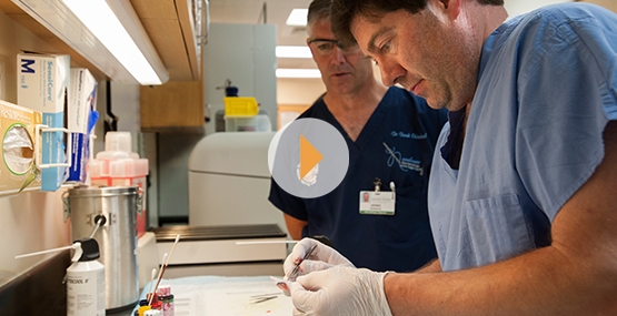 Bringing a pioneering skin cancer treatment to Vermont