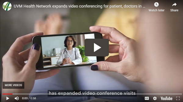 Video Spotlight eHealth Visits.