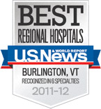 US News World Report best hospital
