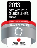 American Heart Association Silver Plus Award