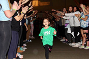 Children's Miracle Network - boy running