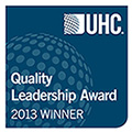 UHC Quality Leadership Award