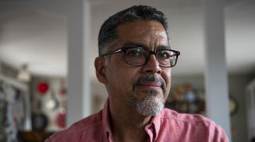 Headshot of Milton Rosa Ortiz